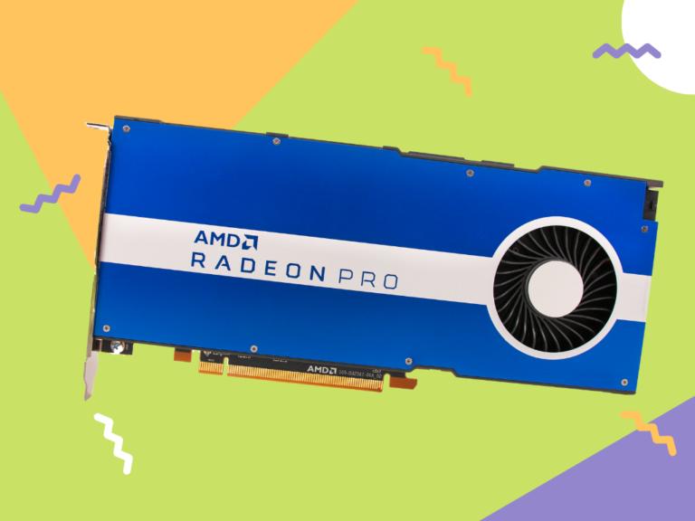 Las nuevas gráficas de AMD para workstations