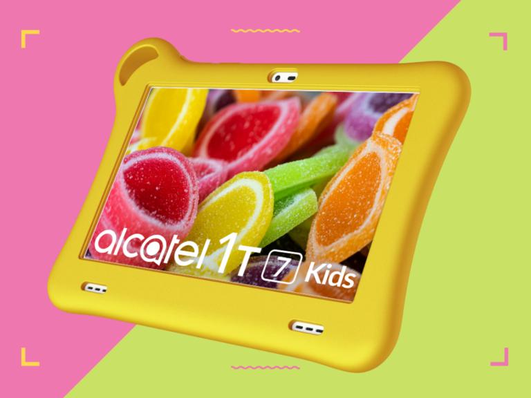 Una tablet creada para niños