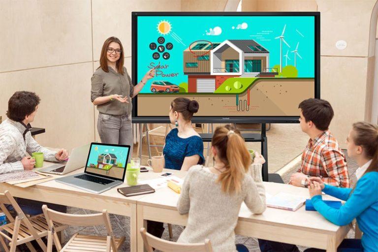 ViewSonic y Microsoft, unidos por la educación