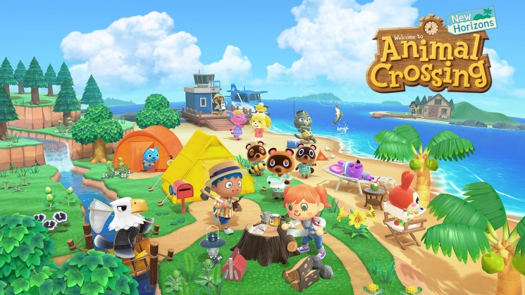 Ya a la venta Animal Crossing New Horizons