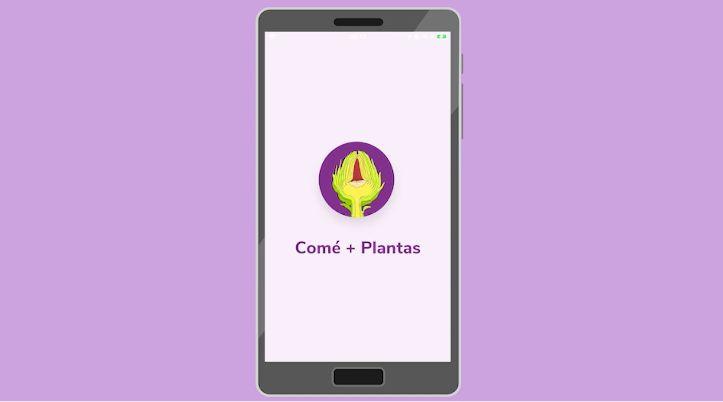 Comé+Plantas: una app gratuita que fomenta el consumo de vegetales