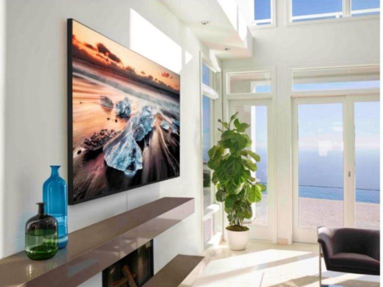 Samsung lanza nuevos TV 4k en Argentina