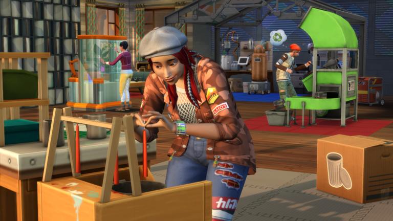 Vida ecológica: el nuevo pack de expansión de Los Sims 4