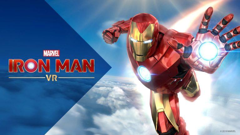 Marvel's Iron Man VR ya se encuentra disponible en Argentina