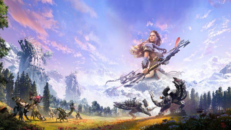 Horizon Zero Dawn también se podrá jugar en PC