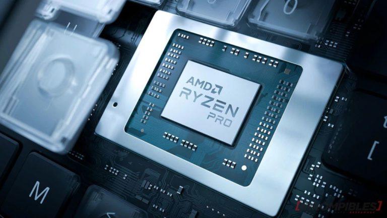 Nuevos procesadores para escritorio AMD Ryzen Serie 4000