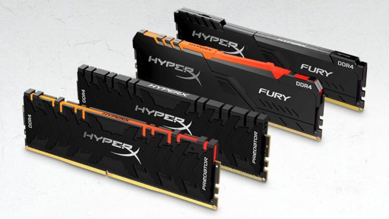 HyperX Predator: nuevas velocidades y capacidades
