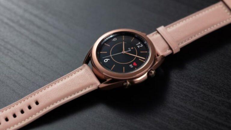 """El reloj inteligente y """"de lujo"""" de Samsung"""