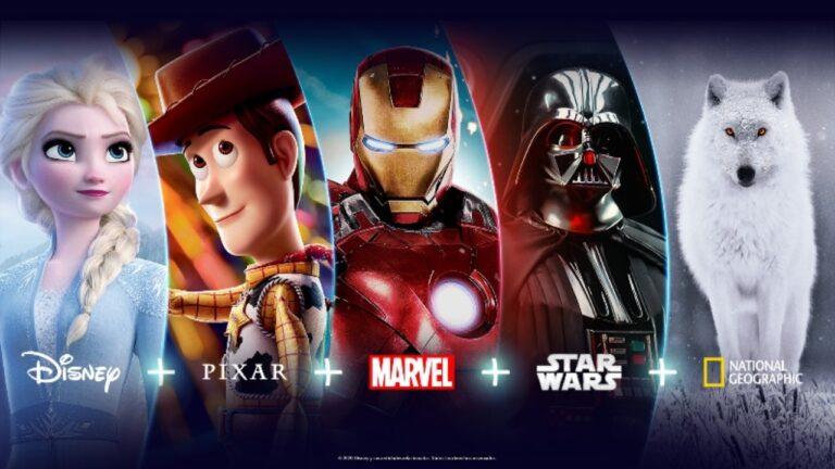 Disney+ en Latinoamérica: cuáles serán las series y películas que podrás ver