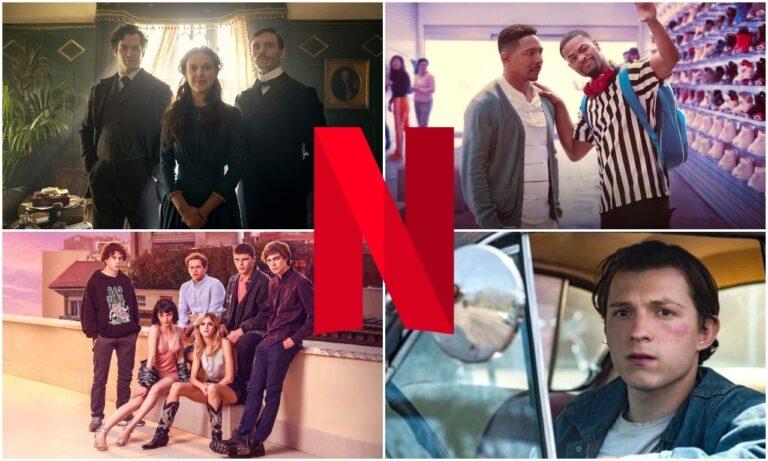 Lo que llega a Netflix en septiembre