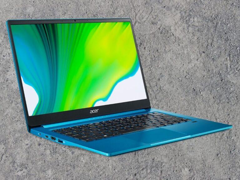 Nuevas ACER Swift 5 y Swift 3 con procesadores Intel