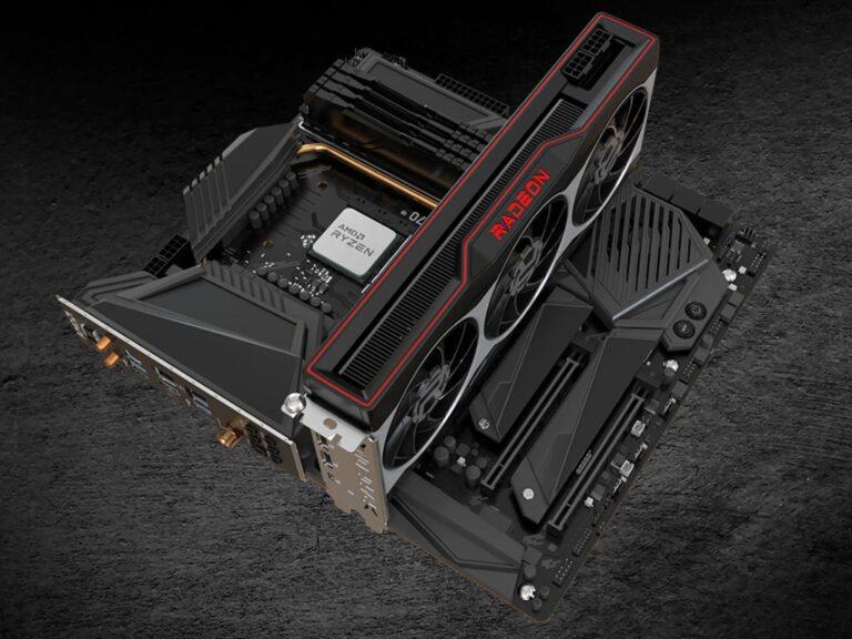 La tarjeta gráfica de AMD más rápida para videojuegos
