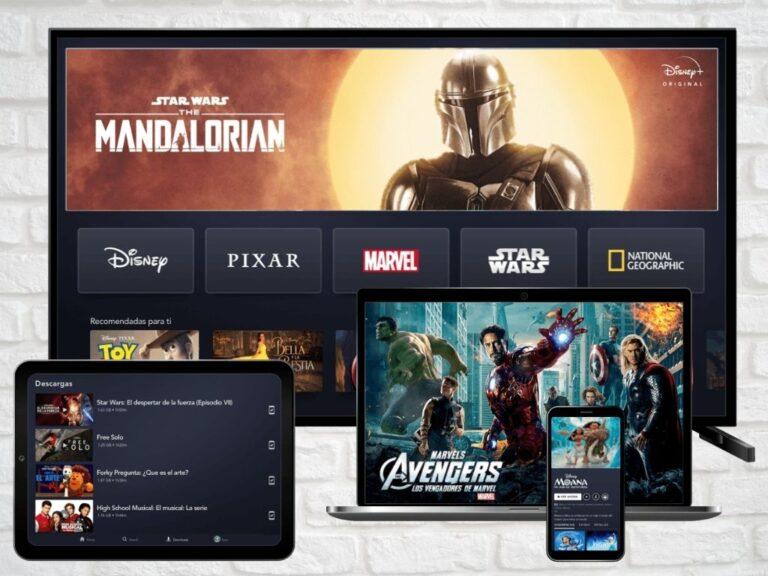 Cómo ver Disney+ en tu smart TV