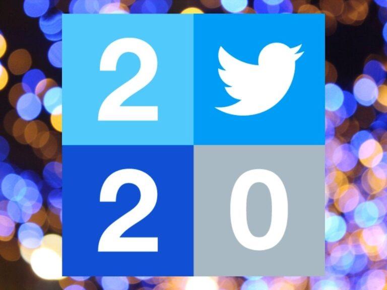 Cómo se vivió el 2020 en Twitter