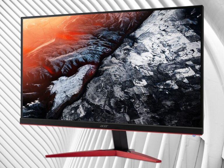 Acer presentó dos nuevos modelos de monitores gaming