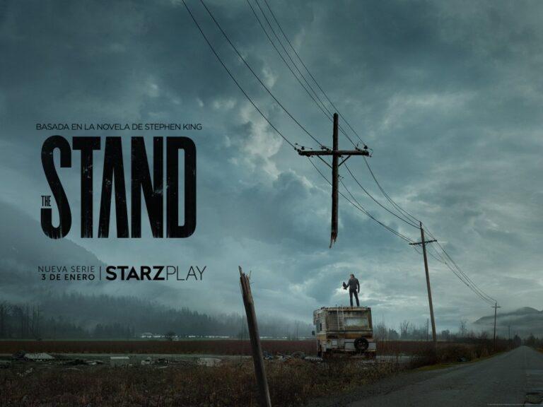 The Stand, una serie basada en la novela de Stephen King llega a Starzplay
