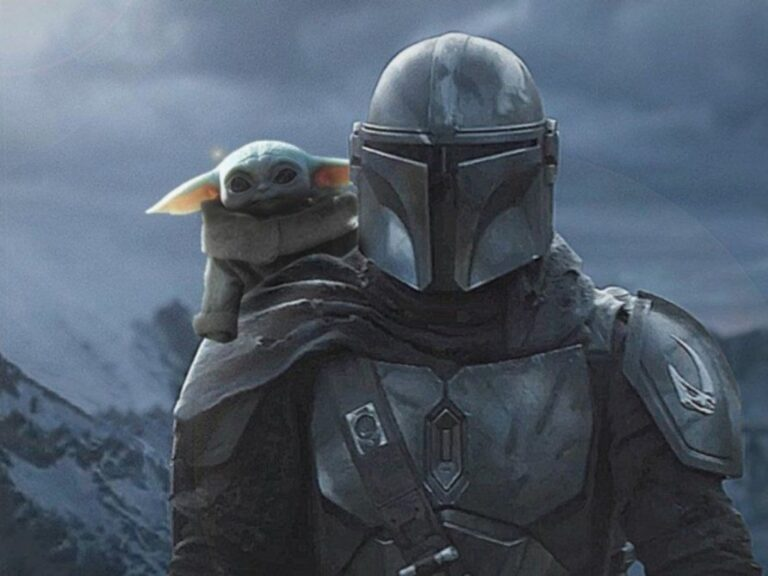 6 datos de color detrás de The Mandalorian