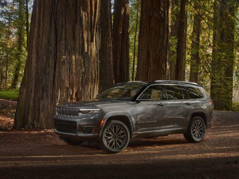 El nuevo Jeep Grand Cherokee ahora tiene capacidad para siete personas