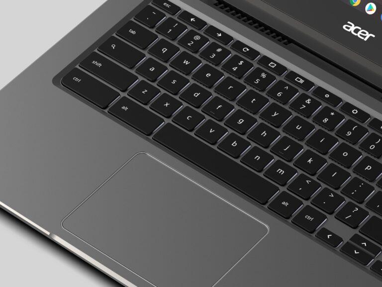 Acer presenta nuevas Chromebook con procesadores AMD Ryzen y gráficos AMD Radeon