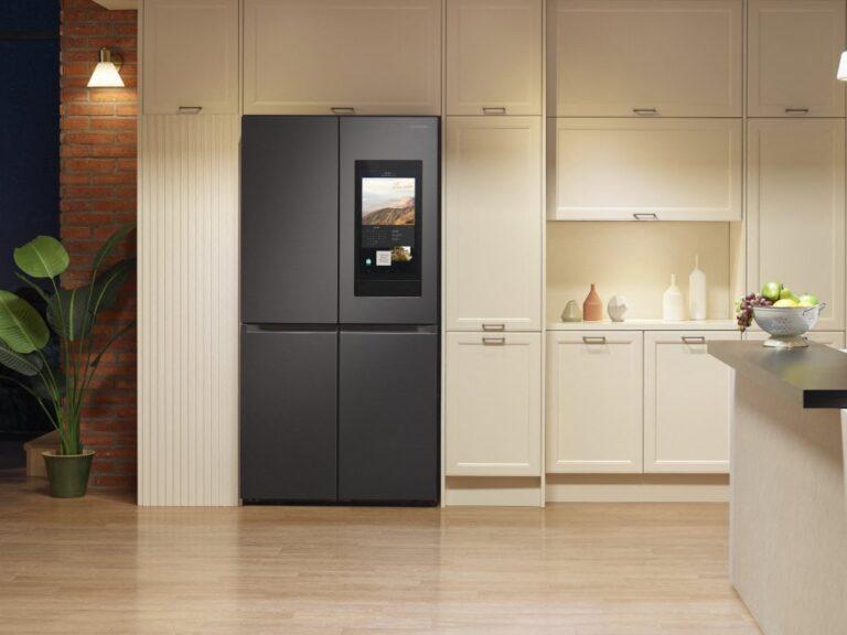 La propuesta de cocina inteligente de Samsung ayuda a cocinar y comer mejor