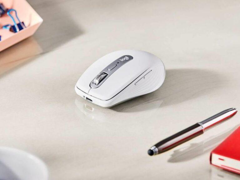 Un mouse inalámbrico y compacto
