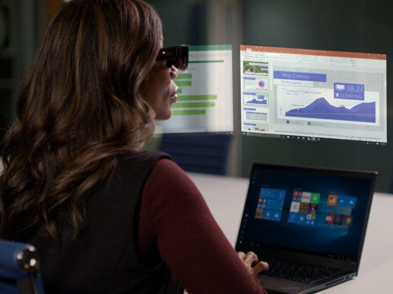 ThinkReality A3, las gafas inteligentes de Lenovo