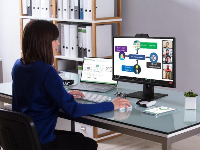 ViewSonic presenta su más reciente selección de monitores y proyectores