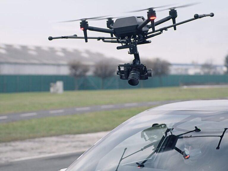 Sony se mete de lleno en el negocio de drones