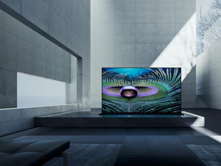 Sony presenta nuevos modelos de televisores BRAVIA XR