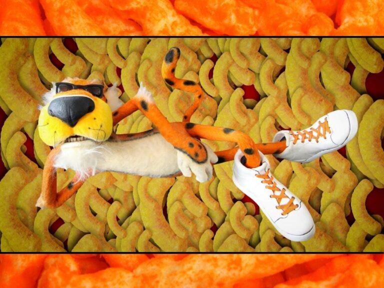 Cheetos perfectos gracias a la tecnología