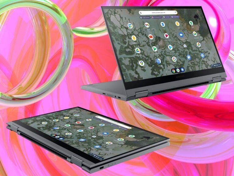 Samsung lanza el primer Chromebook QLED del mundo