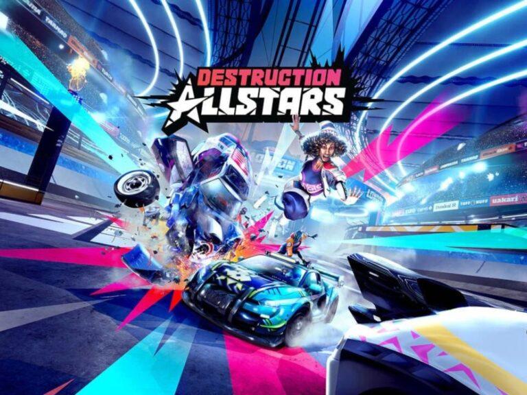 Destruction Allstars el nuevo juego exclusivo de PS5, disponible en PlayStation Plus