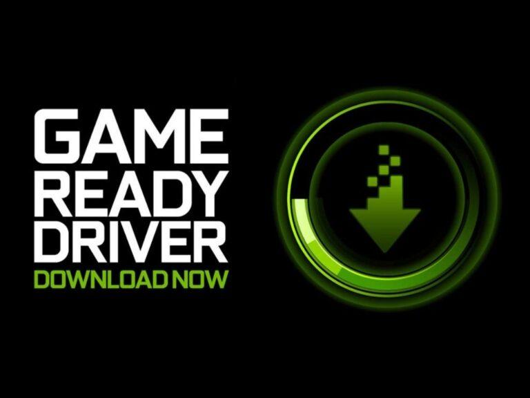 Ya esta disponible un nuevo Game Ready Driver para los portátiles GeForce RTX Serie 30