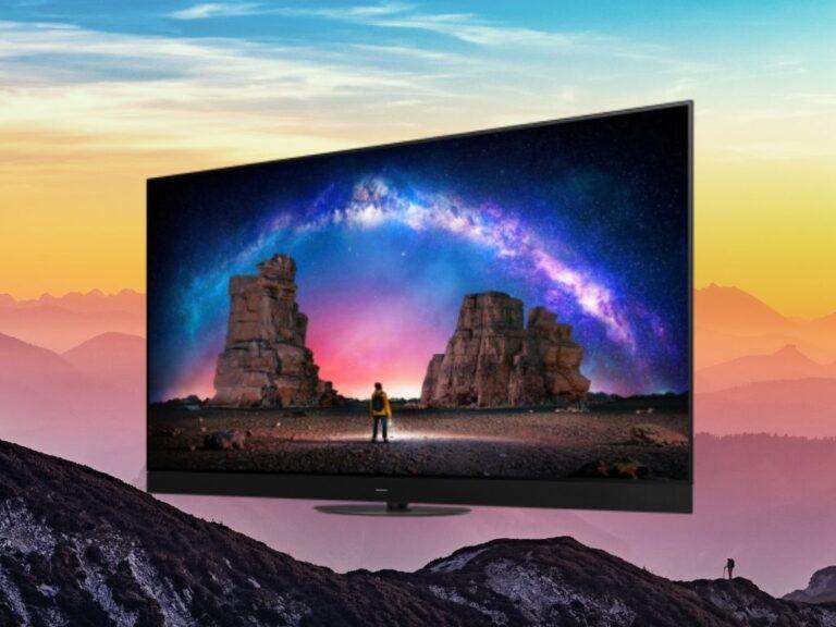 Panasonic presentó en CES su OLED TV