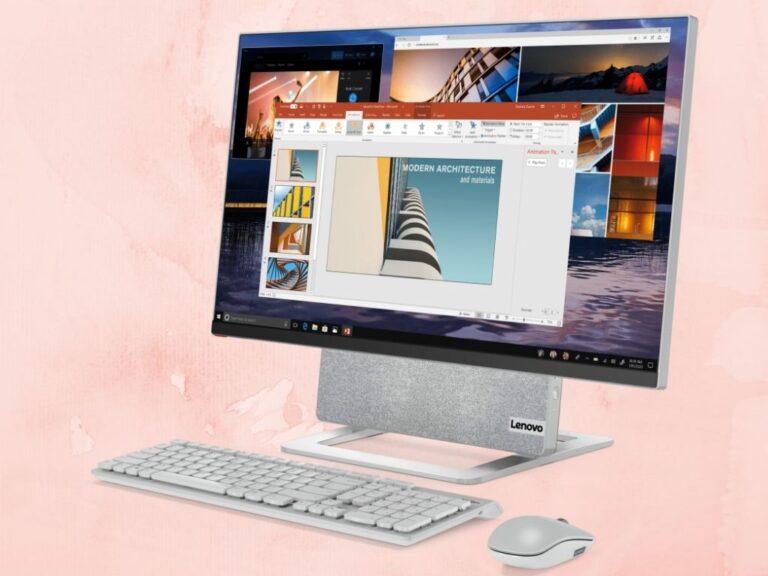 Yoga AIO 7: la nueva PC de escritorio de Lenovo