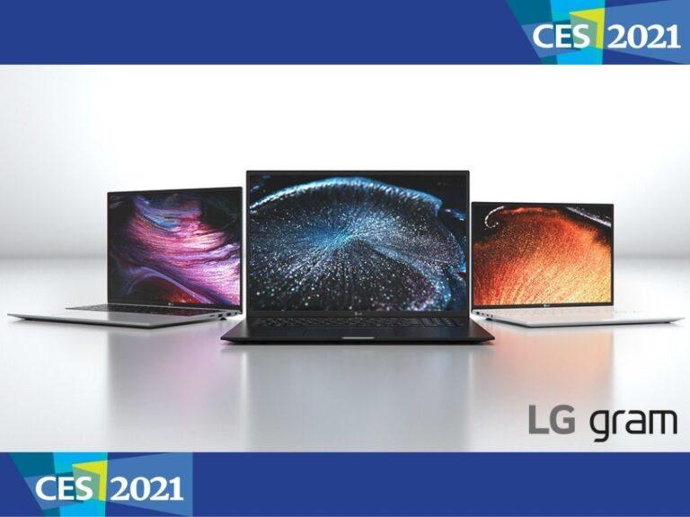 LG Gram, la nueva línea de portátiles de la marca