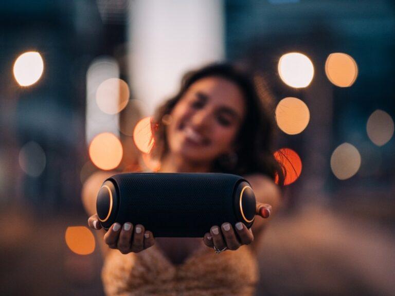 XBOOM Go: La línea de speakers Bluetooth de LG