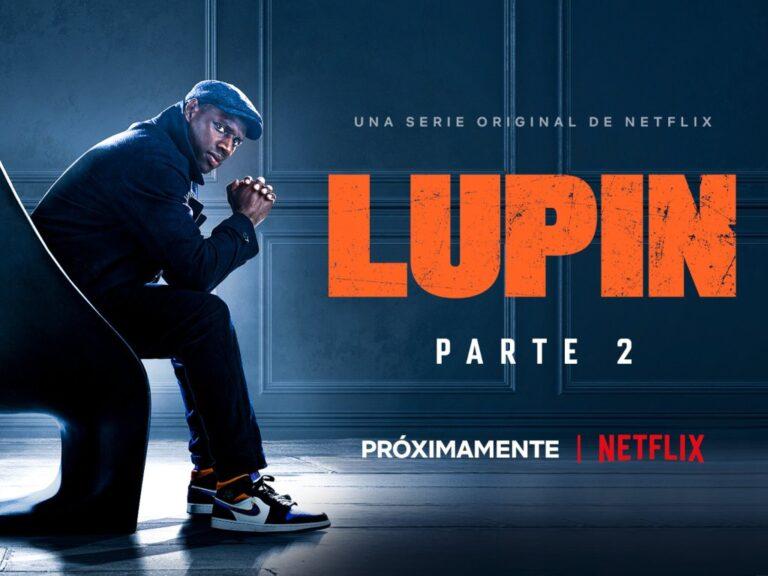 Netflix confirma el regreso de LUPIN