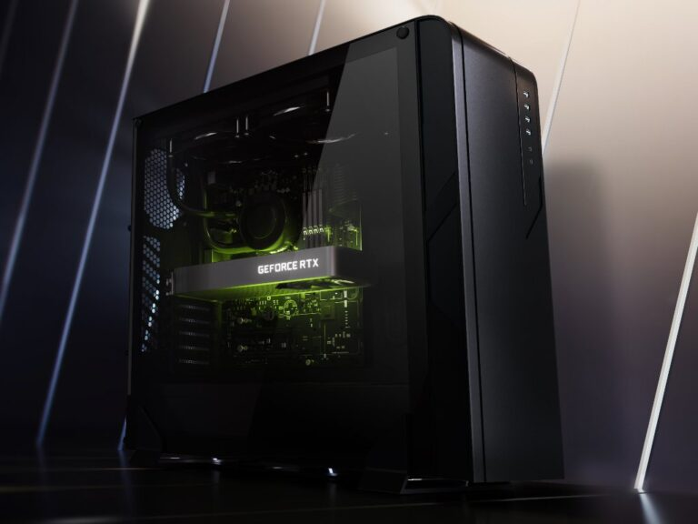 NVIDIA presentó la GeForce RTX 3060, la nueva generación de la GPU más popular del mundo