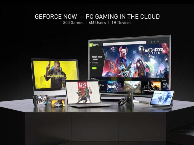 NVIDIA presentó en CES las nuevas Laptops de la serie GeForce RTX 30