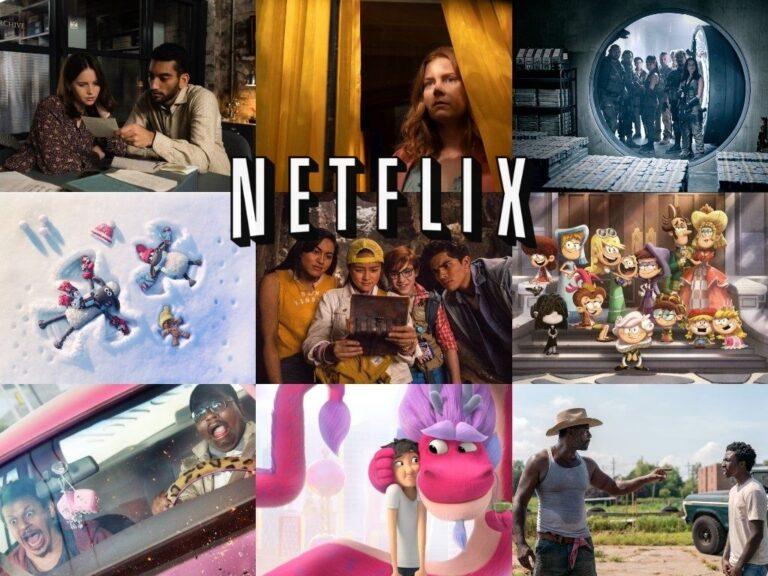 Estas son todas las películas que estrenará Netflix en 2021