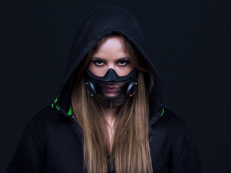 Project Hazel, una mascarilla inteligente contra el COVID-19