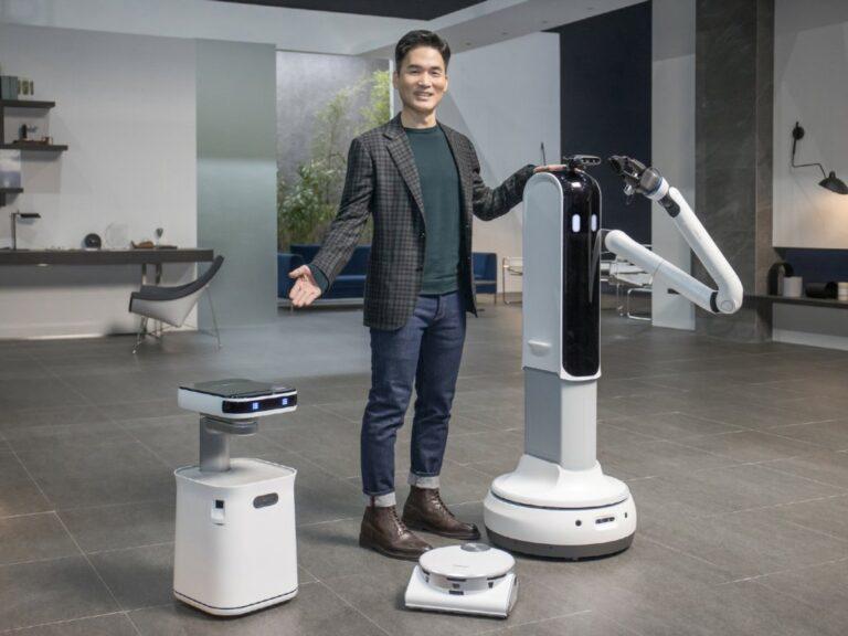 Los robots del futuro están aquí