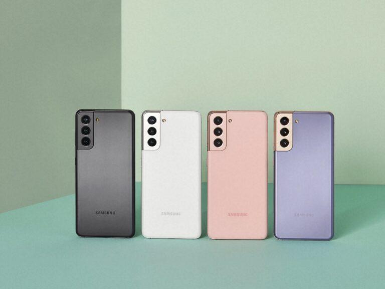Qué hay de nuevo en los Samsung Galaxy S21 y S21+
