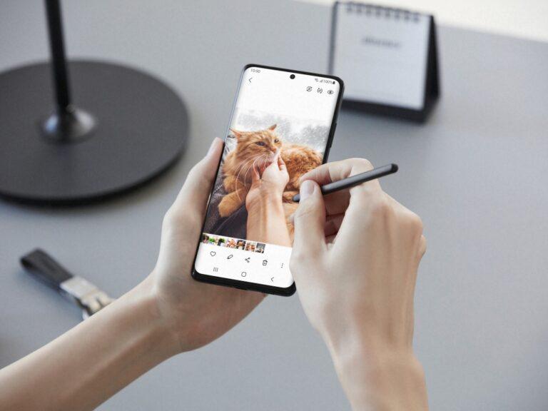 Samsung Galaxy S21 Ultra: un escalón más en la línea insignia de la marca