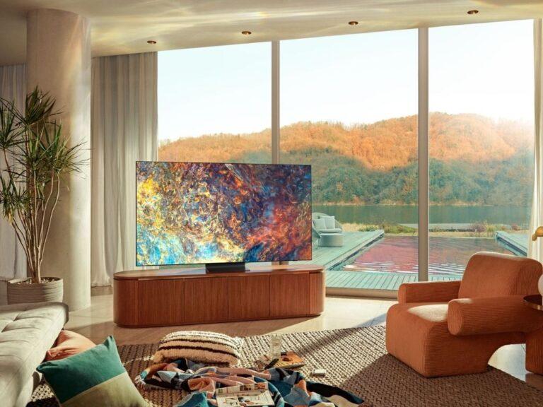 Samsung presenta las líneas de TV 2021 Neo QLED, MICRO LED y Lifestyle