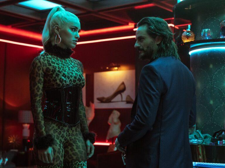 Sky Rojo, con Lali Espósito, llega a Netflix en marzo
