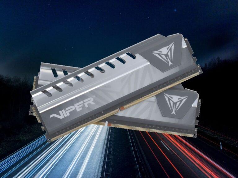 PATRIOT presenta la Serie Viper Elite DDR4 en Argentina