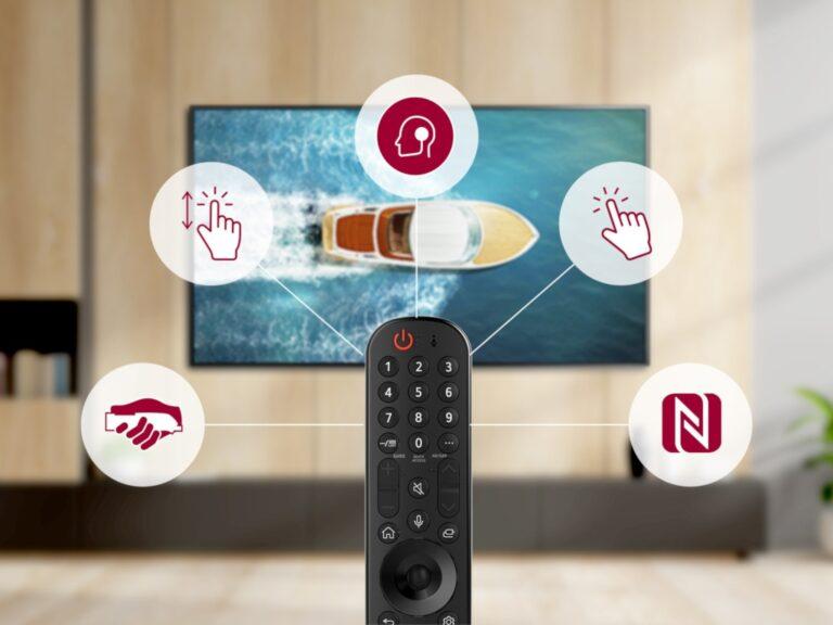 LG renueva su plataforma webOS para Smart TV