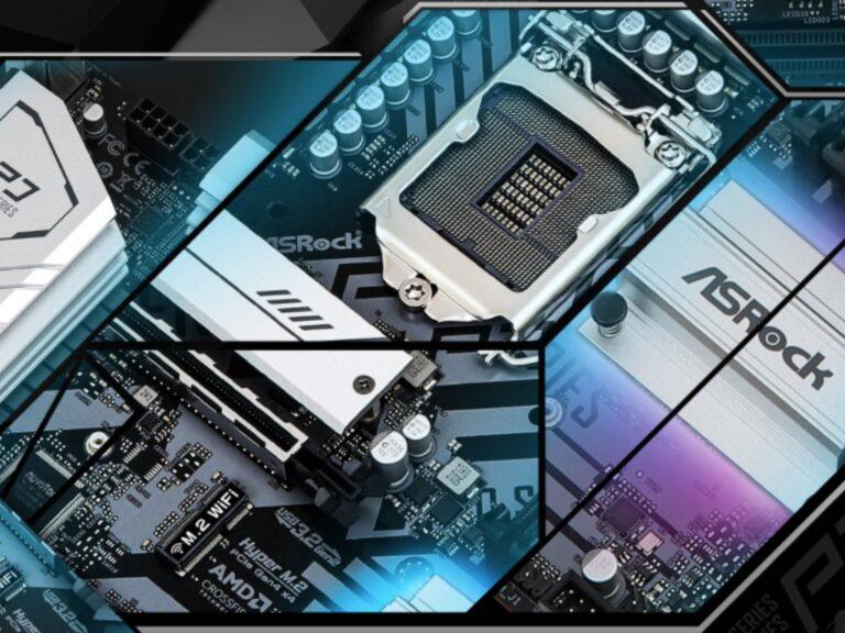 ASRock lanza la gama de motherboards para la Serie 500 de Intel